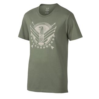 Oakley Freebird SI T-Shirt Worn Olive