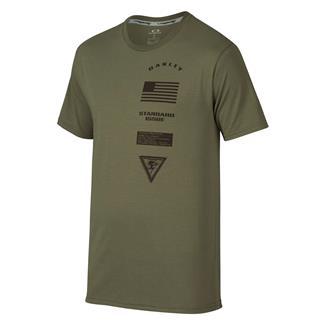 Oakley Insignia T-Shirt Worn Olive