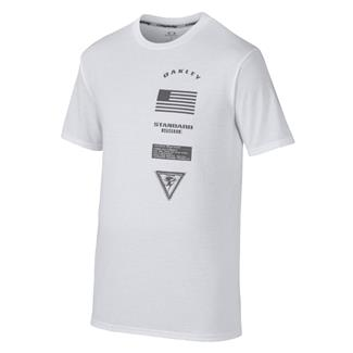 Oakley Insignia T-Shirt White