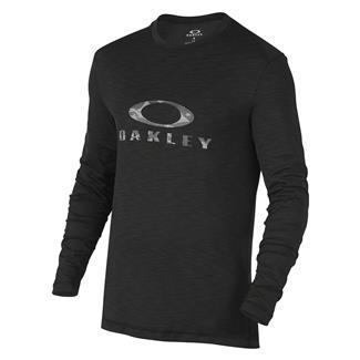 Oakley Long Sleeve Surf T-Shirt Jet Black