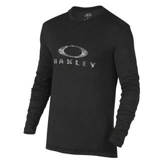 Oakley Long Sleeve Surf T-Shirt Jet Black