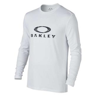 Oakley Long Sleeve Surf T-Shirt White