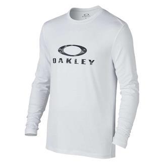 Oakley Long Sleeve Surf T-Shirt White