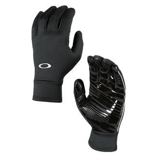 Oakley Midweight Fleece Gloves Black
