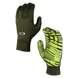 Oakley Midweight Fleece Gloves Herb
