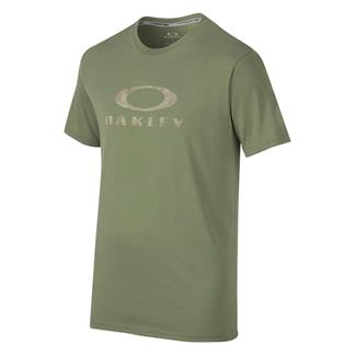 Oakley O-Pinnacle T-Shirt Worn Olive