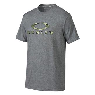 Oakley O-Stealth T-Shirt Athletic Heather Gray