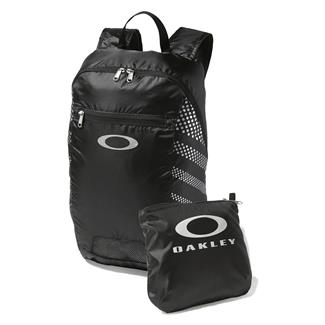 Oakley Packable Backpack Jet Black