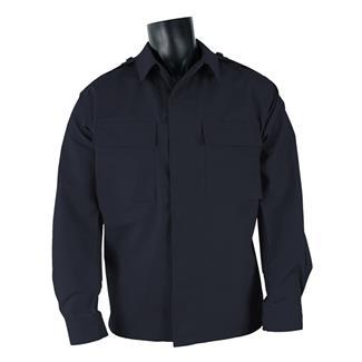Propper Poly / Cotton Twill LS 2-Pocket BDU Shirts Dark Navy
