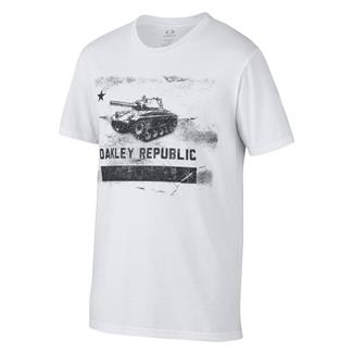 Oakley Regiment T-Shirt White