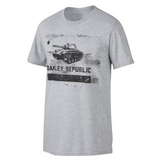 Oakley Regiment T-Shirt Heather Gray
