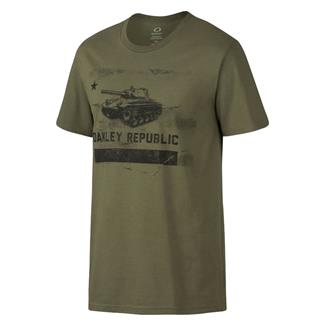 Oakley Regiment T-Shirt Worn Olive