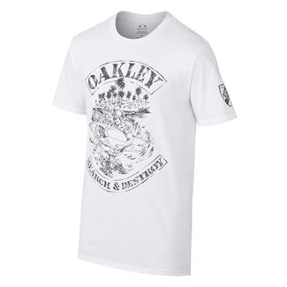 Oakley Search And Destroy T-Shirt White