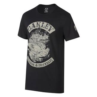 Oakley Search And Destroy T-Shirt Jet Black