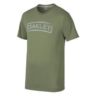 Oakley Tab T-Shirt Worn Olive