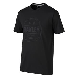 Oakley Tank T-Shirt Jet Black
