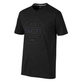 Oakley Tank T-Shirt Jet Black