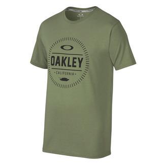 Oakley Tank T-Shirt Worn Olive