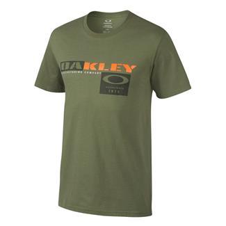 Oakley Trigger T-Shirt Worn Olive