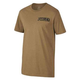 Oakley Death Card SI T-Shirt Coyote