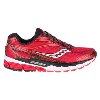 Saucony Ride 8 Red / Black