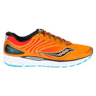 Saucony Breakthru 2 Orange / Red / Blue