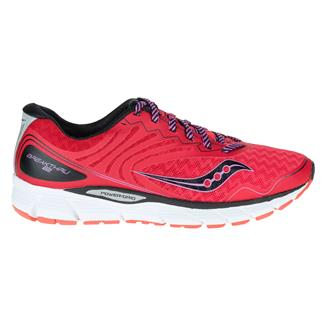 Saucony Breakthru 2 Purple / Black / Pink