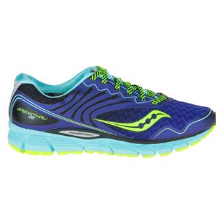 Saucony Breakthru 2 Twilight / Oxygen / Citron