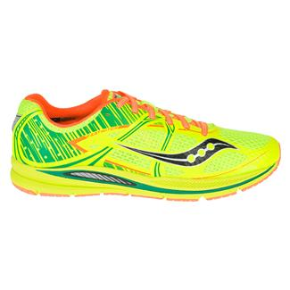 Saucony Fastwitch Citron / Vizipro Orange