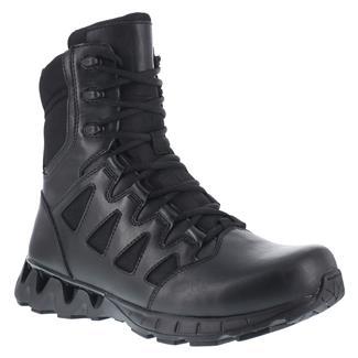 """Reebok 8"""" ZigKick Tactical SZ Black"""