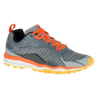Merrell All Out Crush Gray / Orange