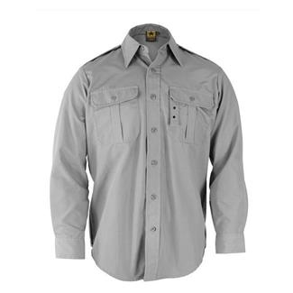 Propper Long Sleeve Tactical Dress Shirts Grey