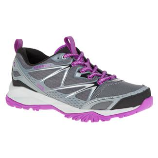 Merrell Capra Bolt WP Gray / Purple