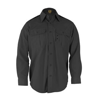 Propper Long Sleeve Tactical Dress Shirts Dark Grey