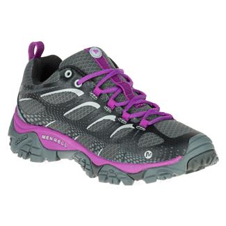 Merrell Moab Edge Black / Purple
