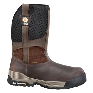 """Carhartt 10"""" Force CT WP Brown"""