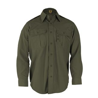 Propper Long Sleeve Tactical Dress Shirts Olive