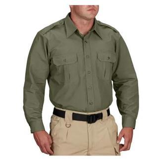 Propper Long Sleeve Tactical Dress Shirts Olive