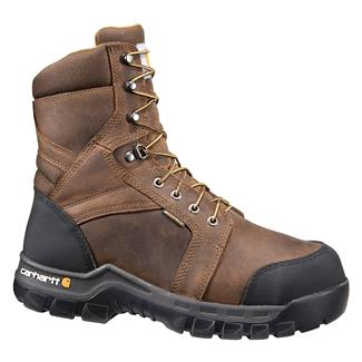"Carhartt 8"" Met Guard CT WP Brown"
