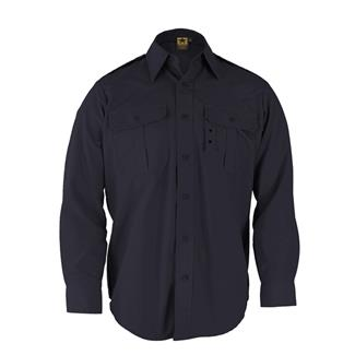 Propper Long Sleeve Tactical Dress Shirts Dark Navy