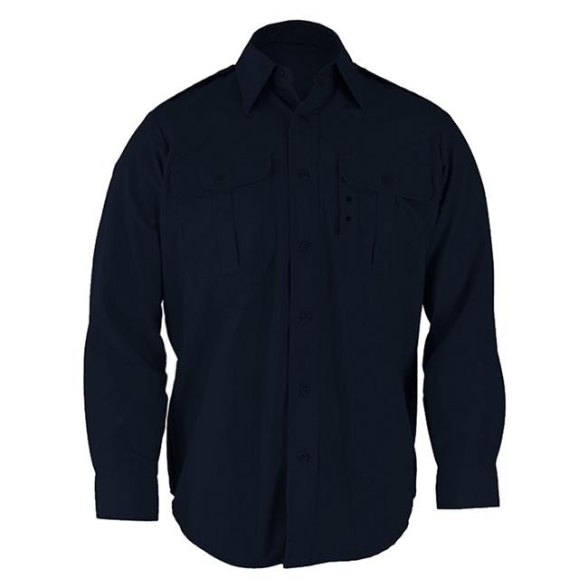 Propper Long Sleeve Tactical Dress Shirts LAPD Navy