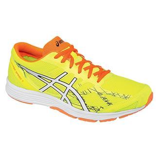 ASICS GEL-Hyper Speed 7 Flash Yellow / Black / Hot Orange