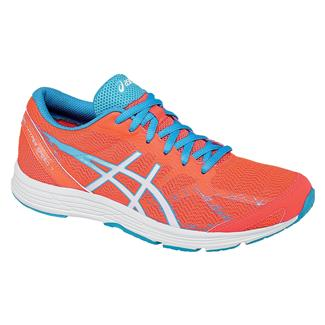 ASICS GEL-Hyper Speed 7 Flash Coral / White / Turquoise