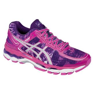 ASICS GEL-Kayano 22 Purple / Silver / Pink Glow