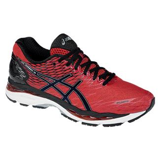 ASICS GEL-Nimbus 18 Racing Red / Black / Silver