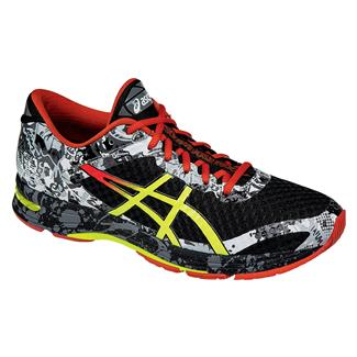 ASICS GEL-Noosa Tri 11 Black / Flash Yellow / Orange
