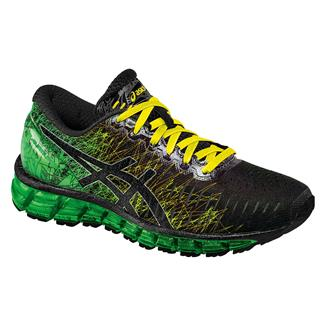 ASICS GEL-Quantum 360 Black / Onyx / Flash Yellow