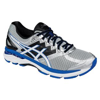 ASICS GT-2000 4 Silver / White / Royal