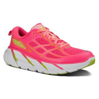 Hoka One One Clifton 2 Neon Pink / Acid