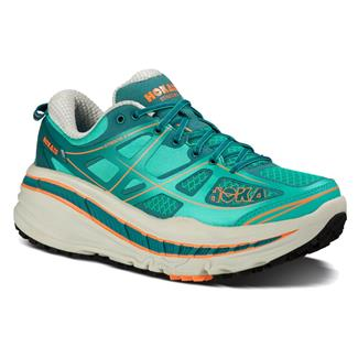 Hoka One One Stinson 3 ATR Aqua / Colonial Blue